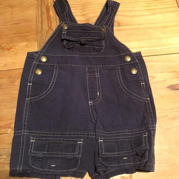 c01a0105c577 ‼️ 5  40 Wonder Kids blue overalls